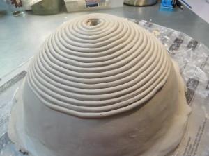 BIF Clay Model